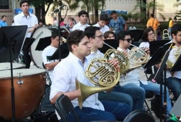 Banda Sinfónica Juvenil dará  concierto didáctico