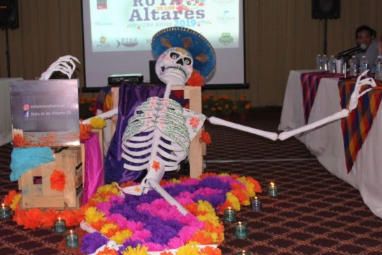 La Zona Dorada de Mazatlán estrenará este 2019 la Ruta de los Altares
