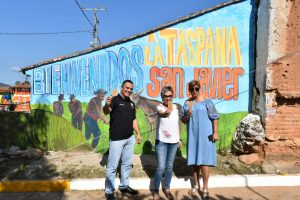 Mónica Coppel en San Javier y Cabazán 2019 2
