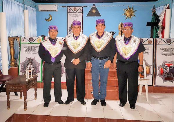 Masones Reunión Mazatlán Octubre de 2019 1