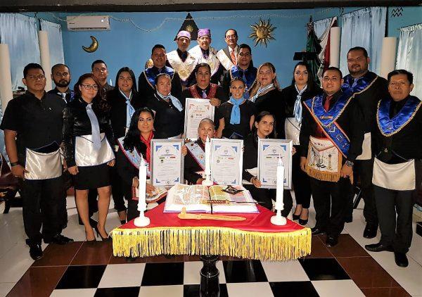 Masones Reunión Mazatlán Octubre de 2019 a