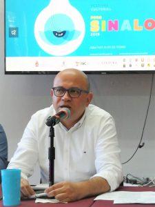 Papik Remírez Bernal Director ISIC Sinaloa en Mazatlán Octubre 2019