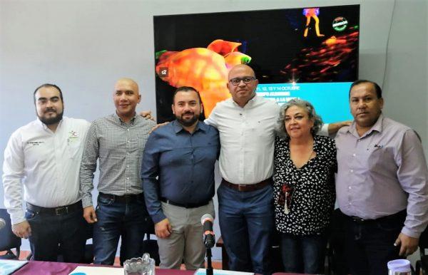 Papik Remírez Bernal Director ISIC Sinaloa en Mazatlán Octubre 2019 y Directores del Sur
