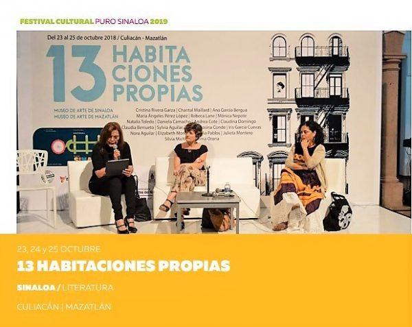 Papik Rmírez Festival CUltural Puro Sinaloa Presentación Mazatlán 2019 13 habitaciones a