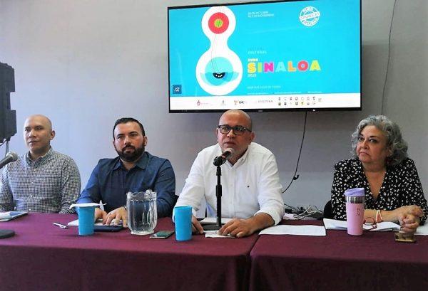 Papik Rmírez Festival CUltural Puro Sinaloa Presentación Mazatlán 2019