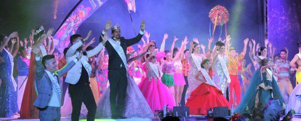 Presentación Candidatos y Cabdidatas a Reyes del Carnaval Internacional de Mazatlán 2020 3m