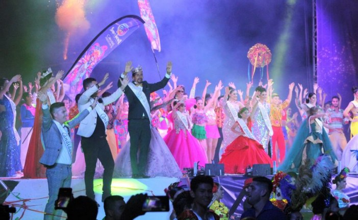 Reseña presentación candidatos a los reinados del Carnaval Internacional de Mazatlán 2020