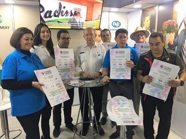 Primer Tianguis de Pueblos Mágicos de México Convenio AMAV 2019 2