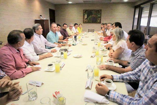Quirino Ordaz Coppel Estimula Sectores Productivos de Culiacán Llama Undiad 2019 2