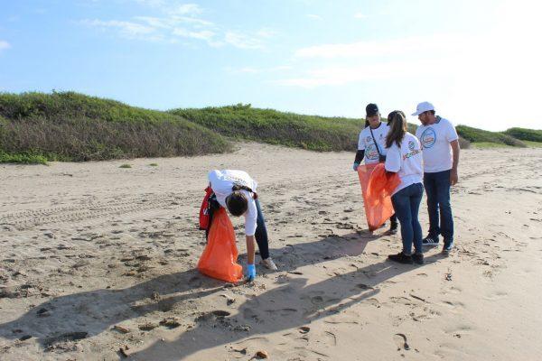 San Ignacio Campaña Playas Limpias Hincha Huevos, Playa 2019 1