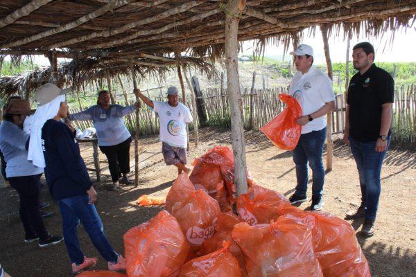 San Ignacio Campaña Playas Limpias Hincha Huevos, Playa 2019 2