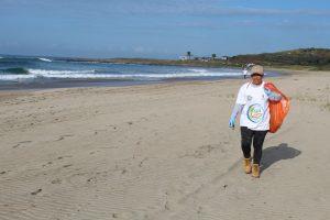 San Ignacio Campaña Playas Limpias Hincha Huevos, Playa 2019 3