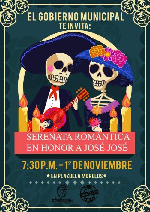 Seranta Romántica de Muertos Concordia Pueblo Señorial 2019 1