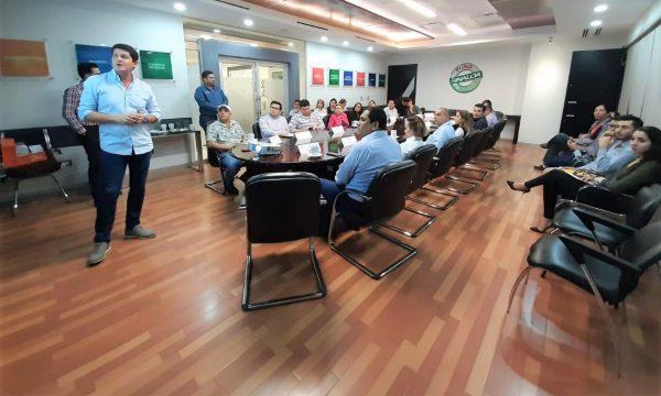Sinaloa en Contra del Consumo de Plástico Campaña Empresarios 2019 2