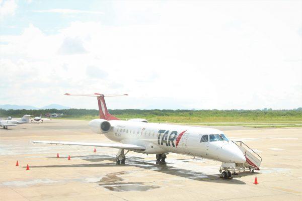 TAR Vuelo Inaugural Mazatlán Querétaro Aeropurto Mazatlán 2019 1