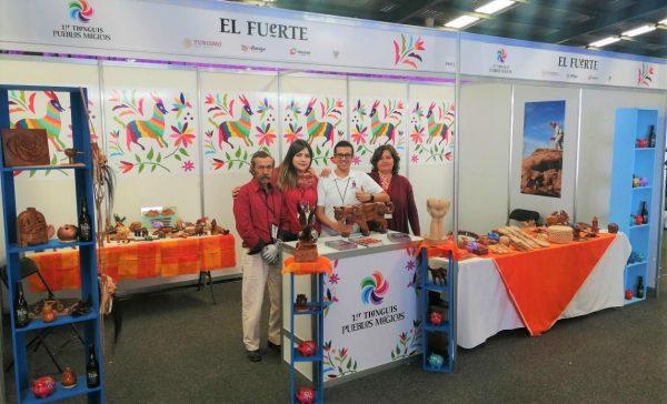 Tienguis Pueblo Mágicos Pachuca Hidalgo Inauguración 2019 6