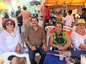 Un éxito Festividad de la Virgen del Rpsario Sinaloa 2019 3