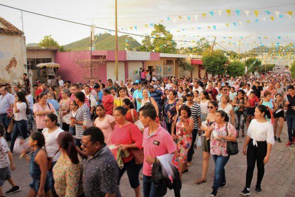 Un éxito Festividad de la Virgen del Rpsario Sinaloa 2019