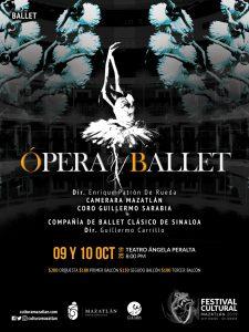"""fusión """"Ópera y Ballet"""""""