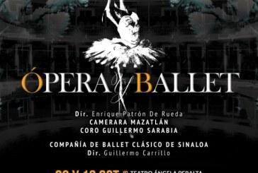 """""""Ópera y Ballet"""""""