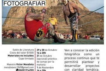 Museo de Arte de Mazatlán invita a taller de dibujo y taller de fotografía documental.