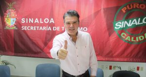 Óscar Pérez Barros Sectur Sinalao Resultados Enero Agosto 2019