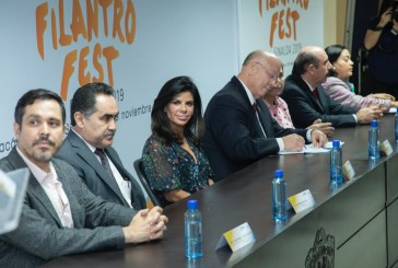 Firma JAP y UAS convenio de colaboración en marco del Filantro Fest 2019