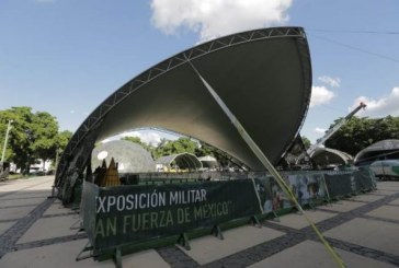 """Exposición """"La Gran Fuerza de México"""""""