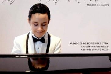 Concierto de pianoMéxico de mis recuerdos