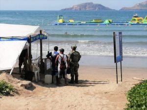 Awax Parque Acuático Inflable Agradece a Armada de México Apoyo ante Agresión Noviembre de 2019 2
