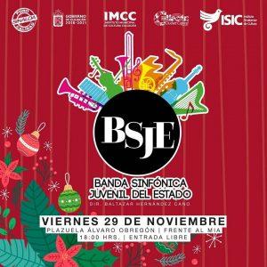 Banner web La Banda Toma la Calle (BSJE)