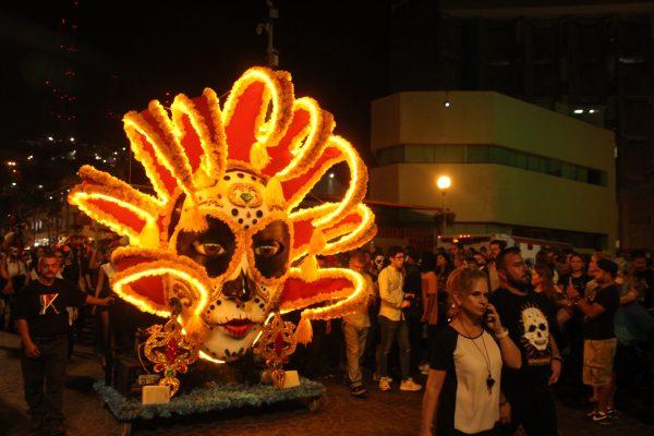 Callejoneada de Muertos Mazatlán 2019 3