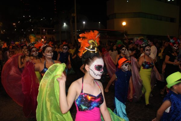 Callejoneada de Muertos Mazatlán 2019 4
