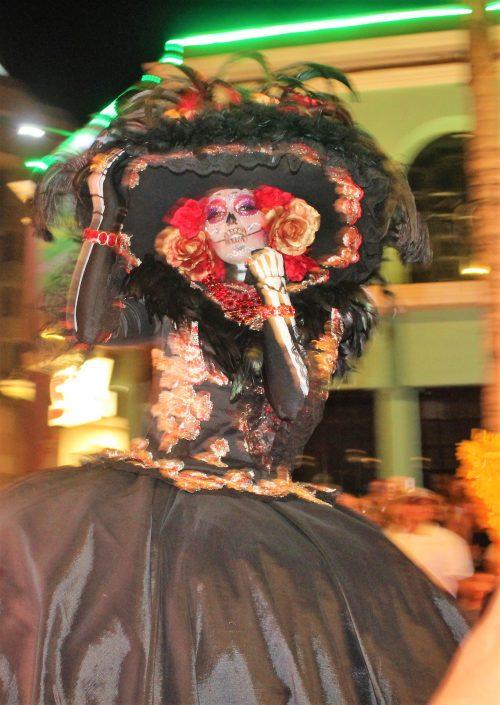 Callejoneada de Muertos Mazatlán 2019 5