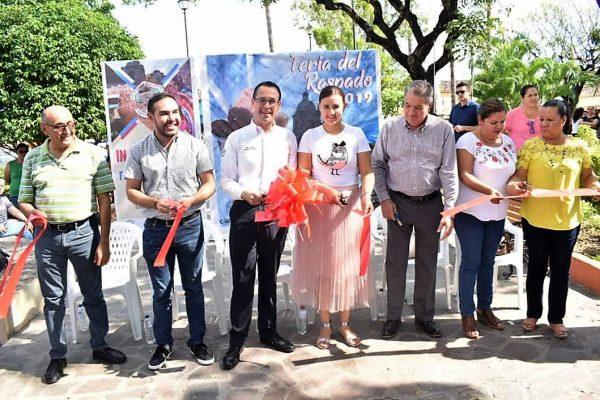 Concordia Pueblo Señorial Sinaloa México Elebora el Raspado más Grande 2019 3