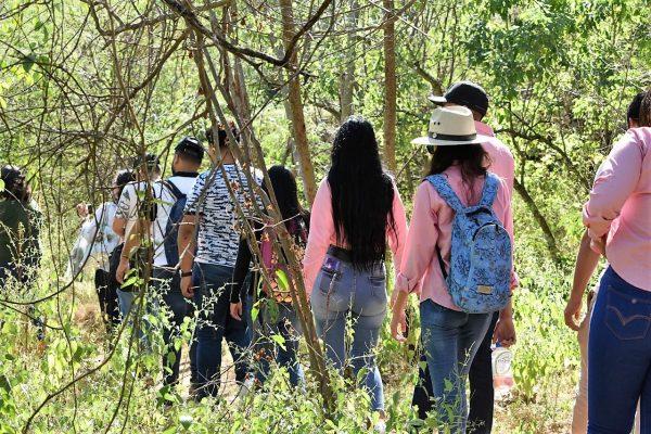 Congresistas Visitan Cabazán y El Carmen 2019 1