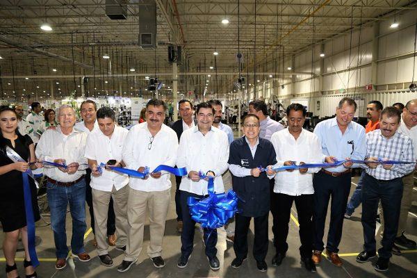 Contec-Sumitomo Inaugura Nuevas Plantas en Los Mochis y San Blas 2019 1