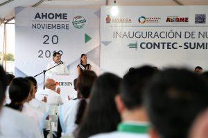 Contec-Sumitomo Inaugura Nuevas Plantas en Los Mochis y San Blas 2019 Javier Lizárraga Mercado