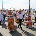 Desfile conmemorativo por los 109 años de la Revolución Mexicana