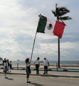Desfile 20 de Noviembre Mazatlán Sinaloa México Zona Trópico 2