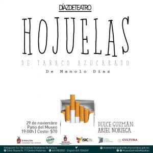 Hojuelas de tabaco azucarado_*