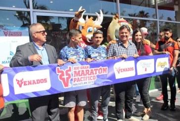 Mazatlán se viste de Fiesta Deportiva con el inicio de la XXI Edición del GMP 2019