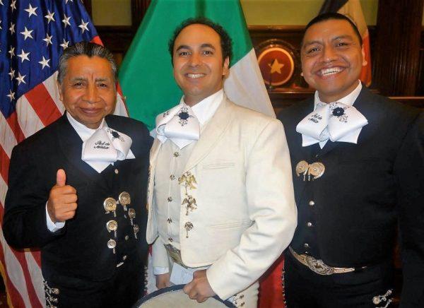 José Adán Pérez New York Homenaje Ferrusquilla Alvaro Carrillo 2019