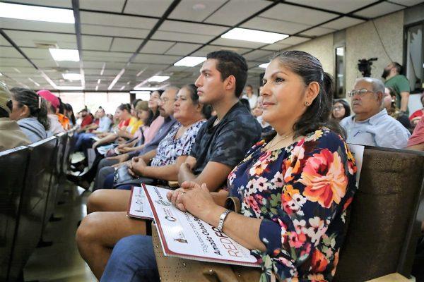 Mipymes reciben apoyo financiero Javier Lizárraga Mercado 2019 2
