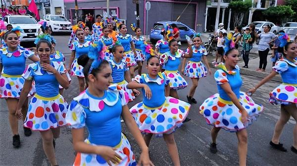 Primera Manifestación del Carnaval de Mazatlán 2020 (19)