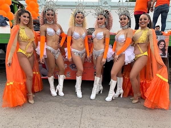 Primera Manifestación del Carnaval de Mazatlán 2020 (4)