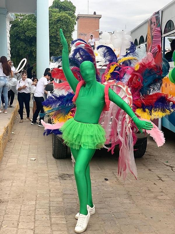 Primera Manifestación del Carnaval de Mazatlán 2020 (7)