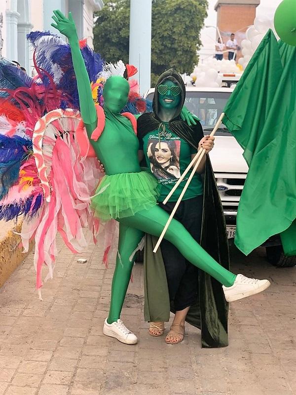 Primera Manifestación del Carnaval de Mazatlán 2020 (9)