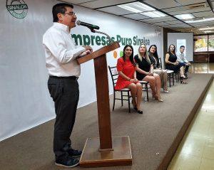 Programa Empresa Puro Sinaloa Javier Lizárraga Mercado 2019 1