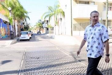 Quirino Ordaz Coppel va al rescate del colector 'Roosevelt' con 70 mdp